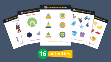 Logical & Complex Thinking activities for kids