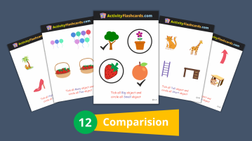 class 1 math flashcards