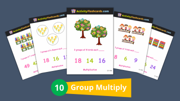 group multiplication for class 1