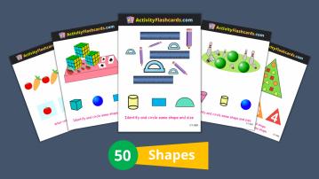 math class 1 shapes