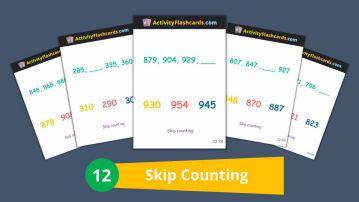 skip counting math